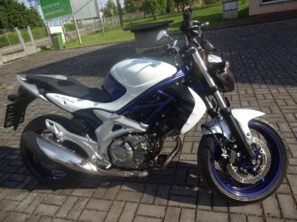 Suzuki SFV 650 Gladius ABS